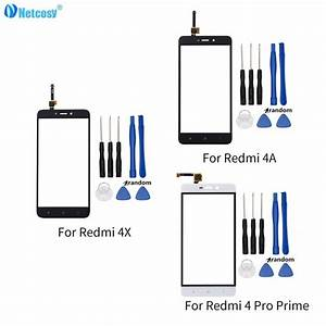 Netcosy For Xiaomi Redmi 4a 4x Touch Screen Digitizer
