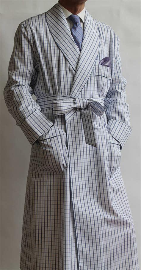 robe de chambre homme cachemire robe de chambre classique pour homme en 100 coton avec