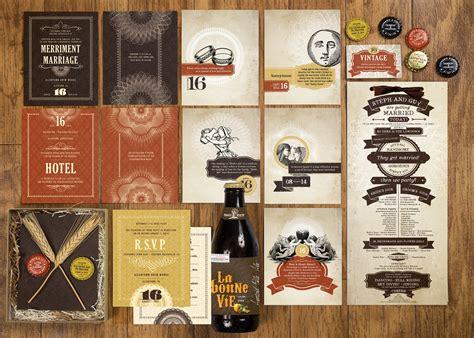 Latrice Graphic Design Award Winning Wedding Invitation