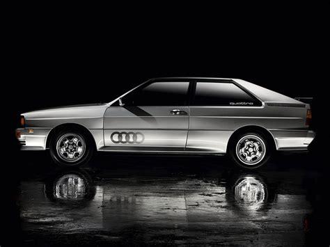 Audi Quattro 1980 1987 Audi Quattro 1980 1987 Photo 06