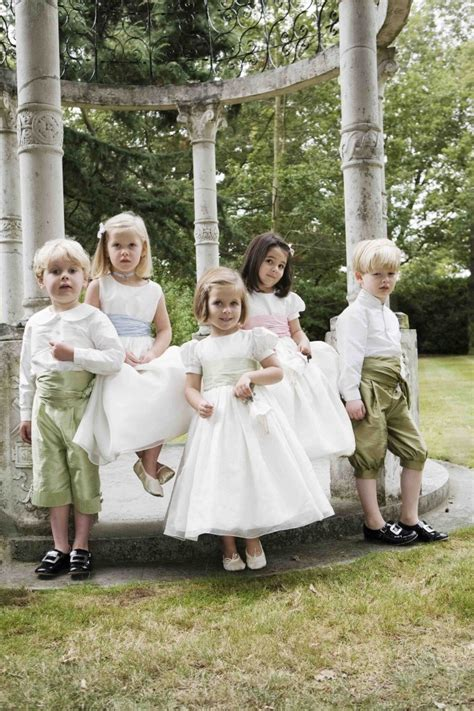 flowergirls pageboys knutsford wedding gallery