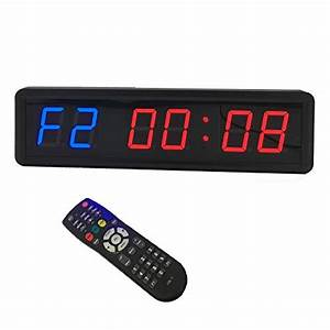 Top 13 Best Crossfit  U0026 Gym Workout Timers Reviewed 2019