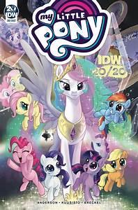 Nov180610 - My Little Pony Idw 2020 Kuusisto