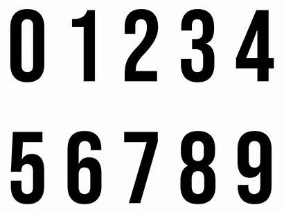 Numbers Printable Number Cards Printablee