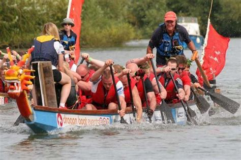 Dragon Boat Racing Today by Dragon Boat Racing Peach Entertainments