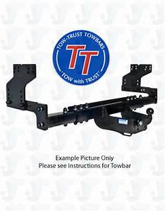 Witter Towbar Fitting Instructions Ford Kuga