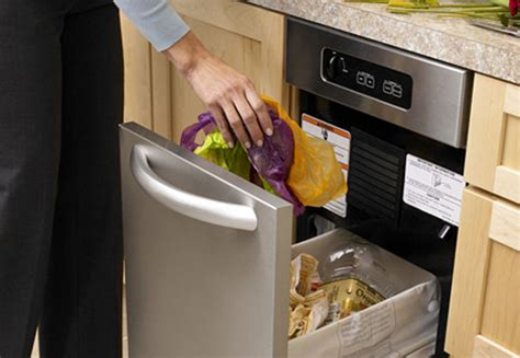 bin steel kitchen compost trash compactor buying guide