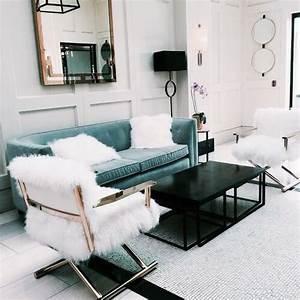 9 gorgeous velvet sofas you will be smitten with daily for Green velvet sofa for your modern living room