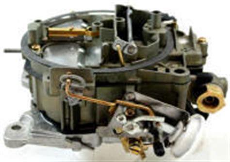 Rochester Quadrajet Performance Carburetor