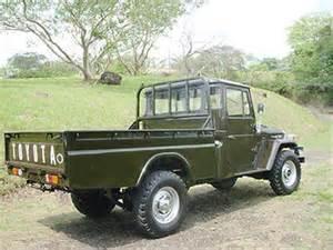 Toyota Land Cruiser Diesel Pick Up