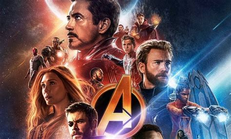 Infinity War Posters And Promo Arts Released