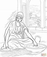 Parable Coloring Lazarus Rich Jesus Printable Bible Yeast Parables Leaven Gleichnis Ausmalbilder Vom Supercoloring Sauerteig Colorare Vineyard Senfkorn Colouring Ausmalbild sketch template