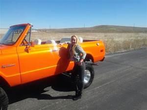 71 Chevy K5 Blazer Restored House Of Kolor Tangelo Pearl