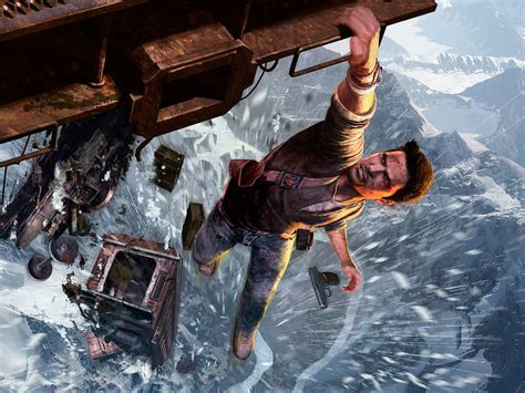 15 Uncharted 2 Among Thieves Hd Wallpapers Backgrounds