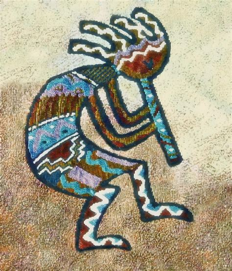 southwestern pictures southwestern style kokopelli photograph by susan leggett