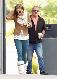 Dominic Purcell and AnnaLynne McCord Photos Photos ...