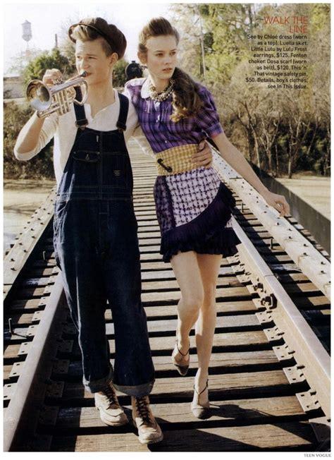 Ansel Elgort Teen Vogue April 2009 Photo Shoot | The ...