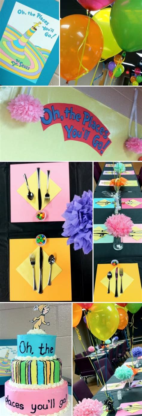Oh The Places You Ll Go Decorations - 238 best images about graduation ideas oh the places