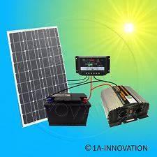 Solaranlage Mit Batterie : komplette solaranlage solarenergie ebay ~ Whattoseeinmadrid.com Haus und Dekorationen
