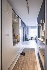 17, Design, Ideas, For, Small, Hallways