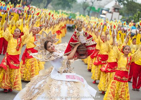 Cebu's Sinulog Festival 2015 Schedule of Activities