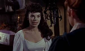 Brides of Dracula (1960) Andree Melly and Yvonne Monlaur ...