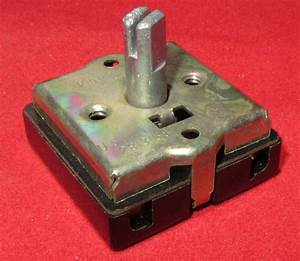 Tower Mfg Rotary Switch 4 Position  120v