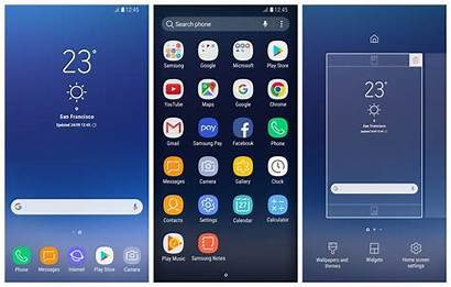 S8 Samsung Launcher Galaxy Android Touchwiz Play