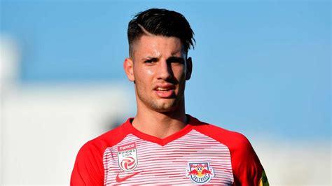 Dominik szoboszlai, 20, uit hongarije rasenballsport leipzig, sinds 2020 linker middenveld marktwaarde: Arsenal target Dominik Szoboszlai as Ramsey's replacement ...