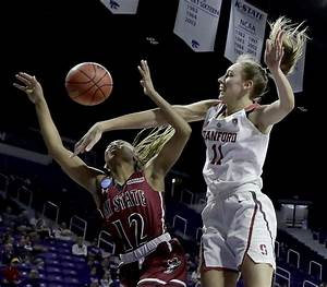 Brittany McPhee, Alanna Smith lead Stanford women to Sweet ...