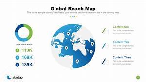 Startup Idea Global Reach Template