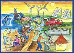 1st Kao International Painting Contest on Environment for ...