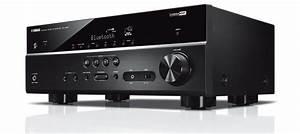 Yamaha Rx-v385 5 1-channel Av Receiver