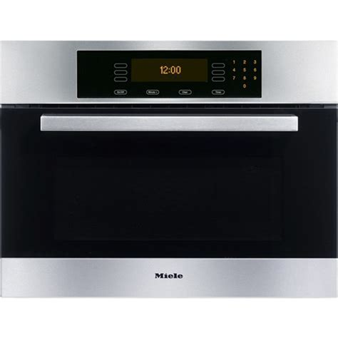 "H4086BM   Miele MasterChef? 24"" Speed Oven"