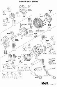 Chevy Wiring   Chevy Distributor Wiring Diagram