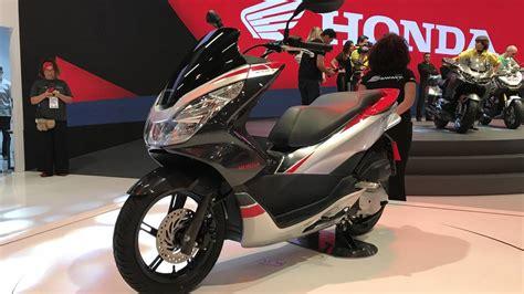Pcx 2018 Azul by Honda Lan 231 A Pcx Sport 2018 Por R 11 000 Veja Fotos