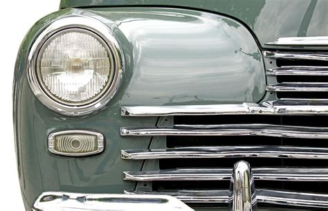 vintage car light squirtle