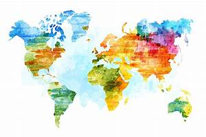 World Map Ideas for Offices