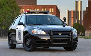 Police Cars Recalled For Suspension Flaw  1 700 Affected