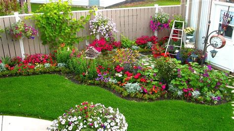 flower bed ideas   season carehomedecor