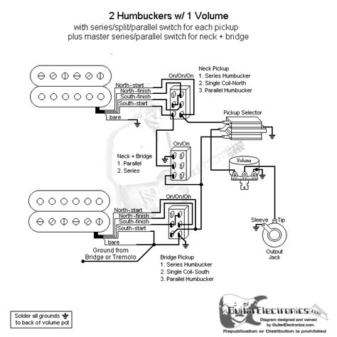 Hbs Way Toggle Vol Series Split Parallel Master