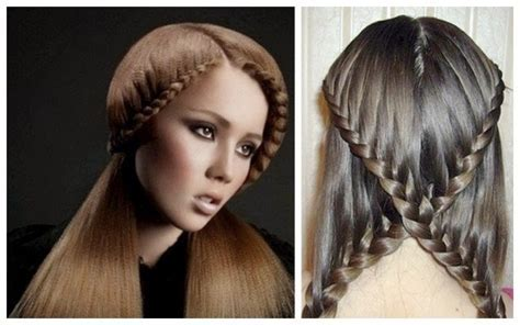 Fashionable Stylish Christmas Party Hairstyle For Teen