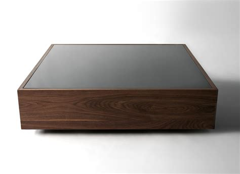 Same day delivery 7 days a week £3.95, or fast store collection. Large Square Coffee Table Dark Wood Solid