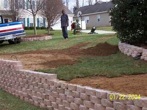 Rock HillFort Mill SC Retaining Walls 2018 We Do It All