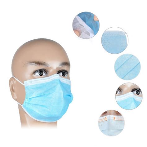 disposable medical dustproof surgical face mouth