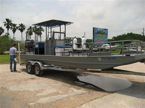Custom Aluminum Boats In Texas by Aluminum Boat Builders In Louisiana