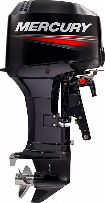 Mercury Outboard 50hp Stroke Outboards Twostroke Remote