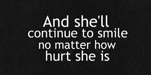 Sad Smile Quotes Tumblr Cover Photos Wallpapers For Girls ...