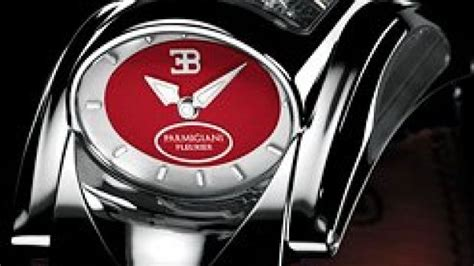 Oh, Parmigiani Fleurier Bugatti 370 Watch Makes Me Drool