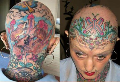 Bad Tattoos 10 More Funny Tats Of The Worst Kind Team